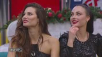 "Cristiano Malgioglio: ""Rosalina e Dayane si stavano baciando"""