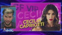 Al Grande Fratello Vip Cecilia Capriotti: la clip di presentazione