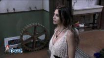 Grande Fratello Vip, lo scherzo di Tommaso Zorzi e Stefania Orlando a Cecilia Capriotti