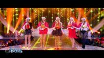 Grande Fratello VIP - Il balletto natalizio delle Vip in studio