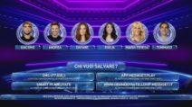 Grande Fratello VIP - Le Nomination della ventisettesima puntata