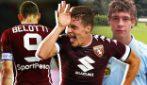 """Dai 400mila euro di ingaggio rifiutati a capitano del Torino: la storia del """"Gallo"""" Andrea Belotti"""