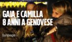 """Gaia e Camilla, 8 anni a Genovese, no al concorso di colpa, """"attraversavano con il verde"""""""
