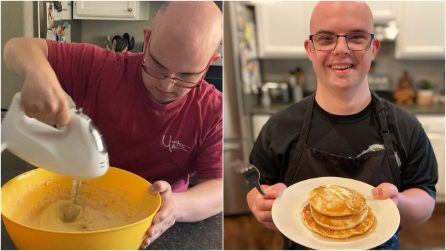 Jeremy, the chef with Down syndrome who challenges biases with his passion for cooking