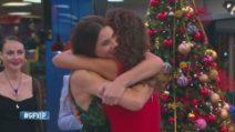 GFVIP - L'abbraccio tra Dayane Mello e Samantha De Grenet, la lite è un ricordo