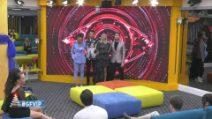 Grande Fratello VIP - Stefania Orlando è la prima Vip salva
