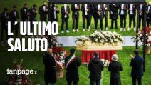 Funerali di Paolo Rossi: l'ultimo saluto a Pablito, eroe del Mondiale '82