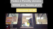 Fedez regala 1000 euro a 5 lavoratori grazie al suo canale Twitch