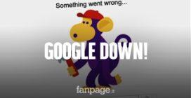 Google Down: Youtube, Gmail e altre piattaforme online non sono raggiungibili