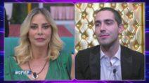 Grande Fratello VIP - Tommaso Zorzi nomina Stefania Orlando