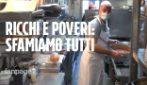 """Lucca, cibo gratis per tutti, perché """"a tavola si sta insieme"""""""