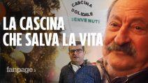 """La solidarietà silenziosa della Cascina Solidale che salva i senza tetto: """"Ripariamo le persone"""""""