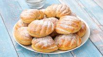Conchas de brioche recheada com maçã e geleia: um doce delicioso!