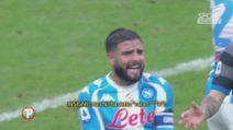 """Inter-Napoli, Cesari: """"Giusta l'espulsione di Insigne"""""""