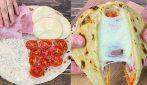 Piadina farcita: il trucchetto per prepararla in soli 5 minuti!