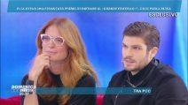 """Jane ed Elia stanno insieme, Fongaro a Domenica Live: """"Ho scelto la strada più difficile"""""""