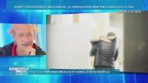 Il figlio segreto di Isabella Biagini piange ricordando la madre scomparsa