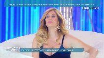 """Domenica Live, Paola Caruso rivela: """"Francesco Caserta ha un altro figlio"""""""