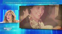 Domenica Live, Paola Caruso in lacrime per la lettera della mamma