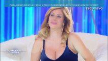 Domenica Live, la madre di Francesco Caserta replica a Paola Caruso