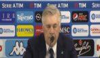 """Napoli, Ancelotti: """"A Liverpool per fare la nostra migliore partita"""""""