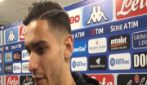 """Napoli, Meret: """"Bravi a non pensare a Liverpool"""""""