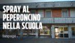 """Pavia, spray al peperoncino a scuola, studenti intossicati: """"Abbiamo iniziato a tossire tutti"""""""