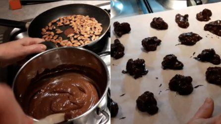 Mandorle atterrate: dolcetti pugliesi dal sapore unico