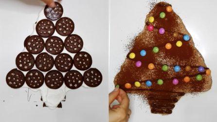 Albero di Natale super goloso: la ricetta senza cottura da provare