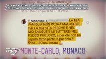 Pomeriggio Cinque - Paola Caruso Vs. Francesco Caserta