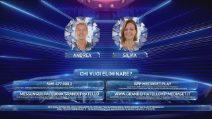Silvia Provvedi e Andrea Mainardi si contendono l'ultimo posto in finale accanto a Walter Nudo