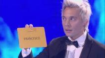 Francesco Monte solo quinto al GF Vip 2018, la delusione dipinta sul suo viso
