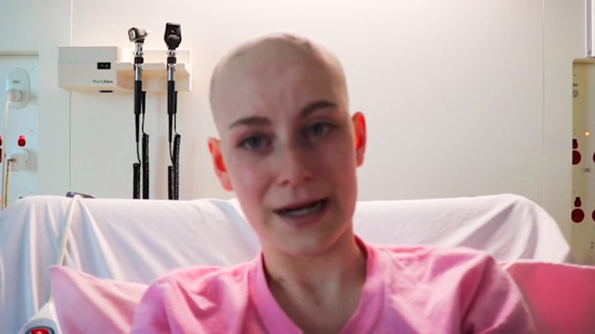 Risultati immagini per La storia di Sophia Gall morta di cancro a soli 16 anni Ogni vita vale la pena di essere vissuta