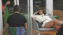 "GFVip, scherzo a Giulia Salemi: ""Francesco Monte ha baciato una ballerina"""