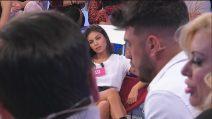 """Uomini e Donne, Luigi Mastroianni contro Irene: """"Ti stai creando un personaggio, non mi arrivi"""""""