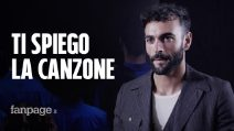 """Marco Mengoni spiega """"Hola (I say)"""", il singolo tratto da Atlantico: """"Bisogna sorridere alla vita"""""""