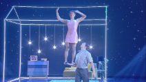 Tu si que vales 2018, la leggerezza acrobatica di Justine e Jeremy