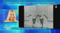 Loredana Lecciso a Domenica Live, i consigli delle Kessler