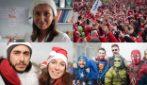 Torino, 20 mila Babbo Natale per i bambini ricoverati all'ospedale pediatrico Regina Margherita