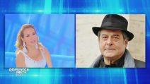 A Domenica Live, Barbara D'Urso ricorda Ennio Fantastichini