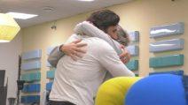 """Grande Fratello Vip, è nata un'amicizia tra Walter Nudo e Andrea Mainardi: """"È stato un onore"""""""