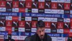 """Gattuso: """"Complimenti al mio Milan, non guardiamo la classifica"""""""