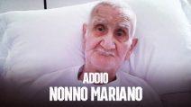 """""""Voglio morire nella mia casa"""": addio a nonno Mariano, il 90enne sfrattato con la forza"""