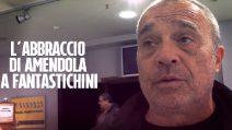 """Morte Ennio Fantastichini, il ricordo di Claudio Amendola: """"Quando parlava del figlio si illuminava"""""""