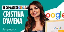 Cristina D'Avena, Duets, concerti, canzoni, figli: la cantante risponde alle domande di Google