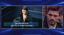 """""""Francesco Monte deve dire che ti ama"""": quello che si sono dette Giulia Salemi e Fariba al GF Vip"""