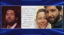 Grande Fratello Vip, la lettera di Céline Mambour per Walter Nudo