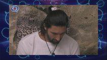Grande Fratello Vip, Walter Nudo e la meditazione: è lui il vero guru