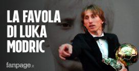 La favola di Luka Modric, dalla guerra al Pallone D'Oro 2018