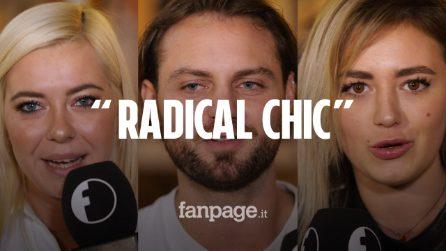 """Il Pagante ci spiega il significato di """"Radical Chic"""", singolo tratto da Paninaro 2.0"""